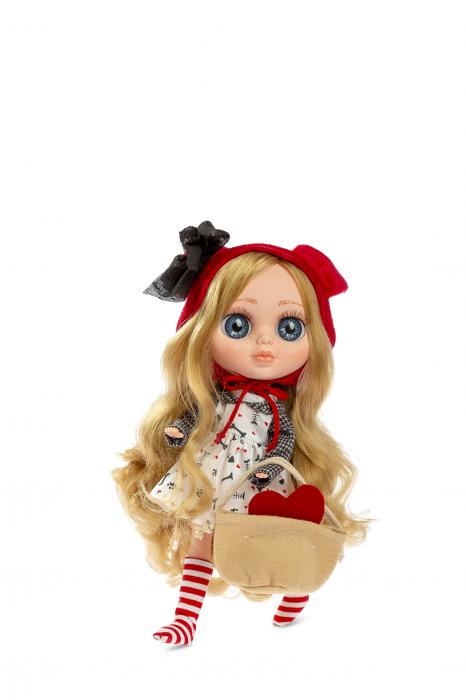 PapusaMarianela Weber, colectia The Biggers, Berjuan, handmade luxury dolls [0]