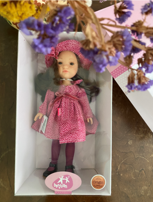 Papusa Morena Divina, colectia Boutique, Berjuan handmade luxury dolls [1]
