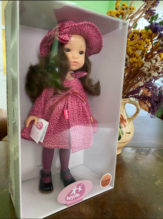 Papusa Morena Divina, colectia Boutique, Berjuan handmade luxury dolls [2]