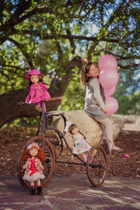 Papusa Morena Divina, colectia Boutique, Berjuan handmade luxury dolls [3]