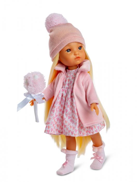 Papusa Morena Isa, colectia My Girl, Berjuan handmade luxury dolls [0]