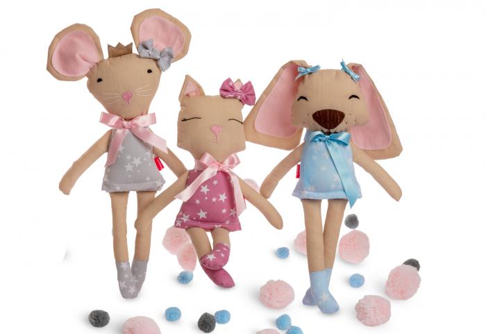 Papusa Perrito, colectia Primera Infancia, Berjuan luxury dolls 2