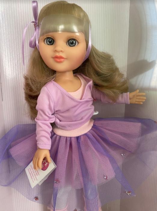 Papusa balerina Sara, colectia Boutique, Berjuan handmade luxury dolls 1