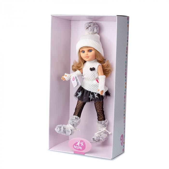 Papusa Sofy Rubi, colectia Sofy, Berjuan handmadeluxury dolls 1