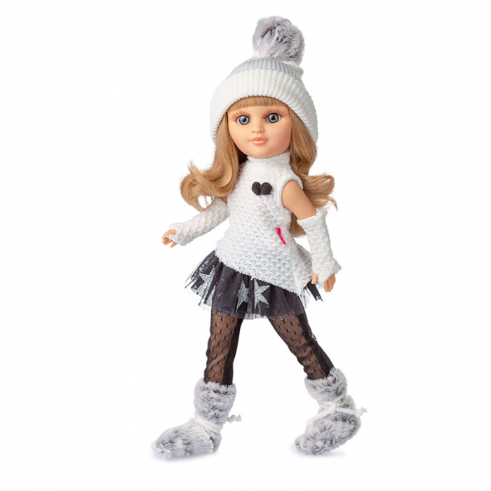 Papusa Sofy Rubi, colectia Sofy, Berjuan handmadeluxury dolls 0