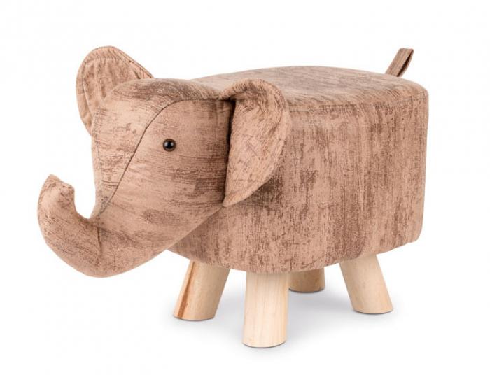 Taburet copii Elefant 0