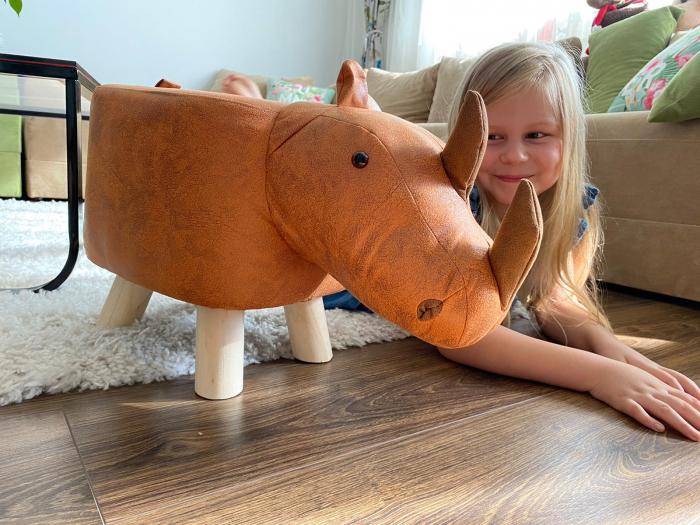 Taburet copii Rinocer 2