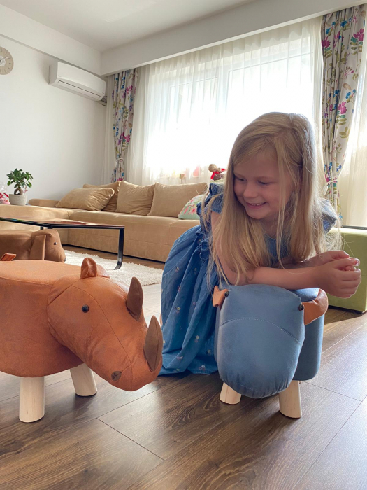 Taburet copii Rinocer 1