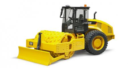 Jucarie cilindru compactor CAT cu lama de nivelare -41.5 cm x 17.1 cm x 22.0 cm0