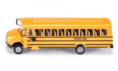 Jucarie macheta autobuz scolar, model USA, Siku [2]