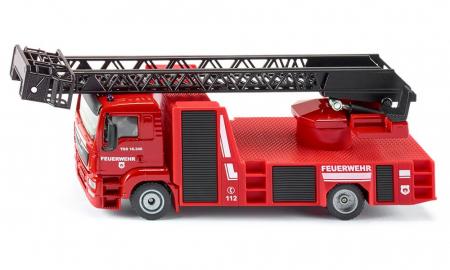 Jucarie macheta camion de pompieri MAN, Siku [0]