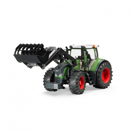 Tractor Fendt 936 cu incarcator frontal - 44.5 x 17.5 x 20 cm0