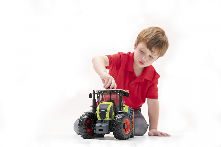 Jucarie tractor pentru copii [1]
