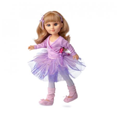 Papusa Sara balerina handmade, colectia Boutique - 43 cm0