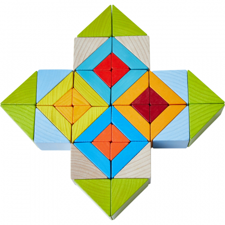 Joc 3D creativitate mozaic - 22x22x6.3 cm7