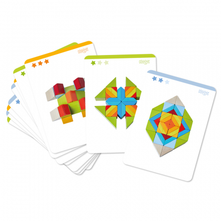 Joc 3D creativitate mozaic - 22x22x6.3 cm8