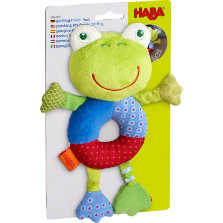 Figurina de joaca bebe broscuta Freddy - 21x15x5.5 cm1