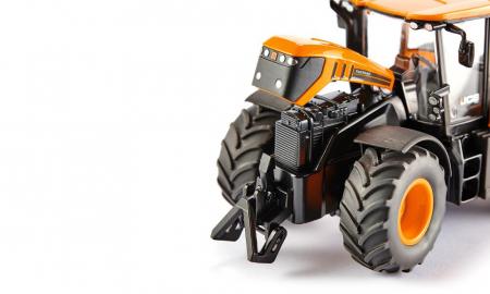 Jucarie macheta tractor JCB Fastrack 4000, Siku [1]