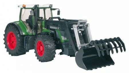Tractor Fendt 936 cu incarcator frontal - 44.5 x 17.5 x 20 cm1