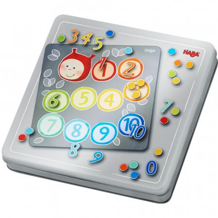 Joc magnetic numere, Haba [2]