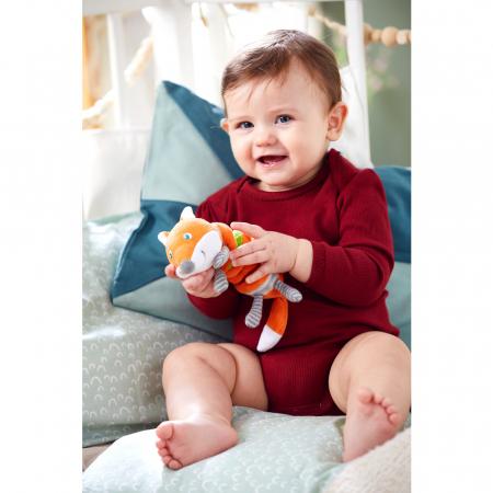 Jucarie bebe vulpita - 22x7x7 cm2