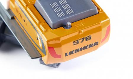 Jucarie macheta excavator Liebherr 974 Litronic, Siku [5]