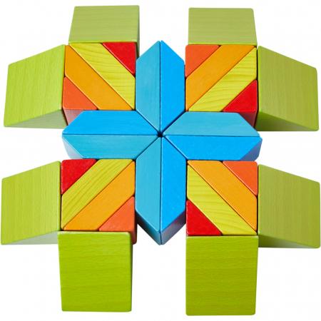 Joc 3D creativitate mozaic - 22x22x6.3 cm2
