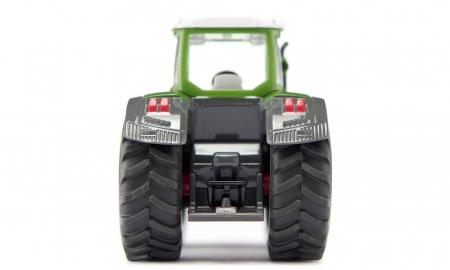 Jucarie macheta tractor Fendt 2020 942 Vario cu cositoare frontala, Siku [4]