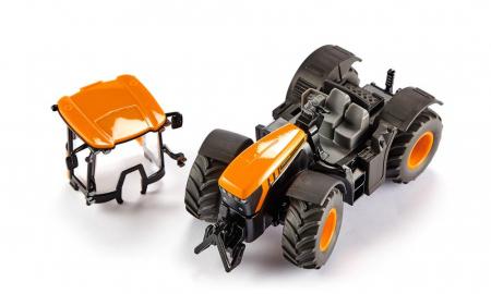 Jucarie macheta tractor JCB Fastrack 4000, Siku [3]