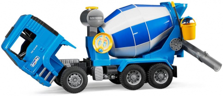 Camion betoniera de jucarie Man TGA Bruder [3]