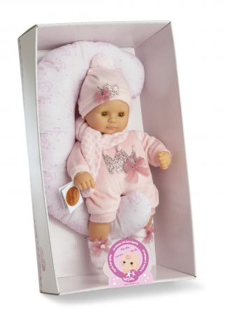 Bebelus fetita Nina cu mecanism, coelctia Susu, Berjuan luxury dolls [2]