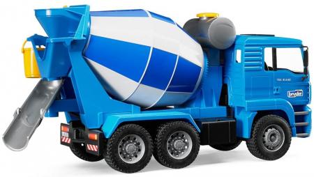 Camion betoniera de jucarie Man TGA Bruder [4]