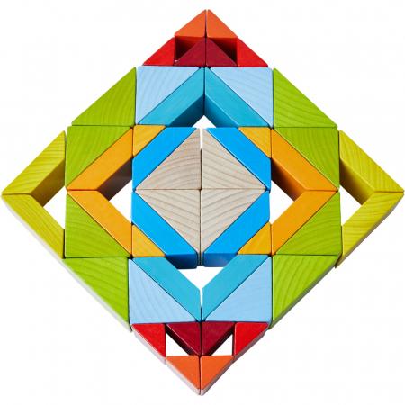 Joc 3D creativitate mozaic - 22x22x6.3 cm3