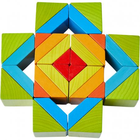 Joc 3D creativitate mozaic - 22x22x6.3 cm4