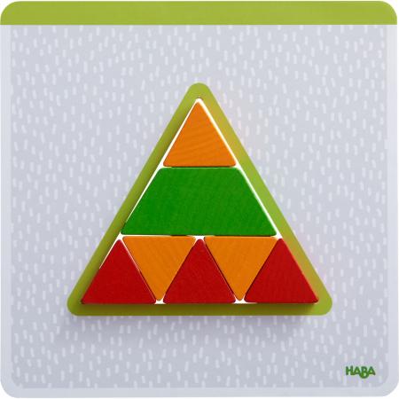 Joc creativitate forme colorate - 20x20x0.4 cm5