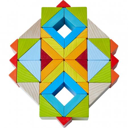 Joc 3D creativitate mozaic - 22x22x6.3 cm5