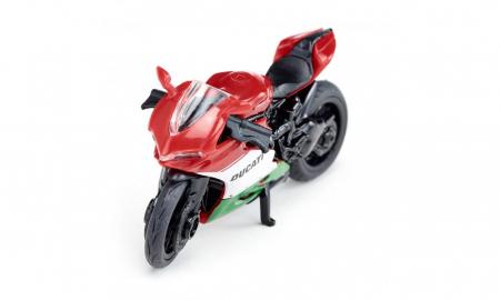 Jucarie set masini sport si motocicleta, Siku [8]