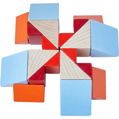 Joc 3D creativitate mozaic - 22x22x6.3 cm6