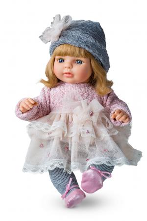Papusa fetita Laura, colectia Boutique - 40 cm0
