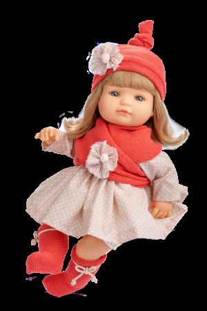 Papusa fetita Claudia, colectia Boutique - 38 cm0