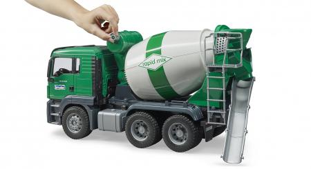 Jucarie camion MAN TGS Betoniera - 51.0 cm x 18.5 cm x 26.5 cm1