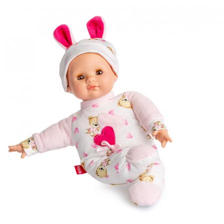 Bebelus fetita handmade, colectia Susu - 35cm0