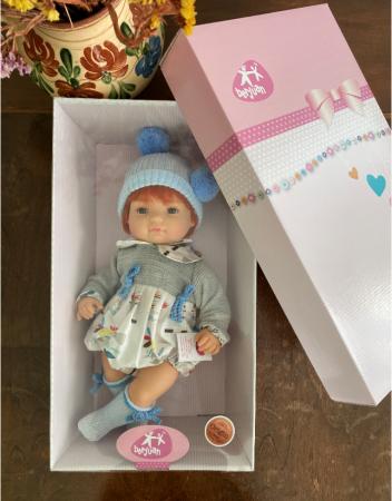 Bebelusul baietel Mario, colectia Boutique - 38 cm2