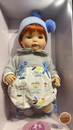 Bebelusul baietel Mario, colectia Boutique - 38 cm4