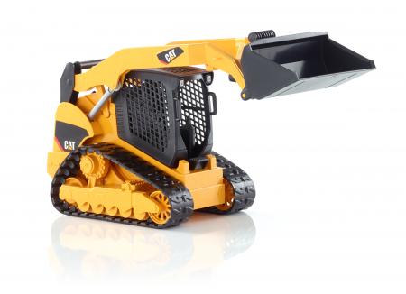 Jucarie Buldo Cat Multi terrain cu incarcator frontal - 25,5 x 11,5 x 13,2 cm1
