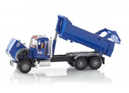 Jucarie Camion Basculanta Mack Granite - 61,5 x 18,8 x 20,8 cm2