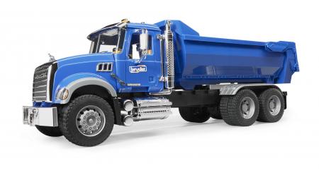 Jucarie Camion Basculanta Mack Granite - 61,5 x 18,8 x 20,8 cm3