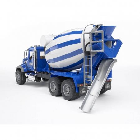 Camion Mack Granite betoniera - 66.5 x 18.5 x 27.5 cm1