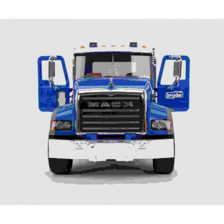 Camion Mack Granite betoniera - 66.5 x 18.5 x 27.5 cm2