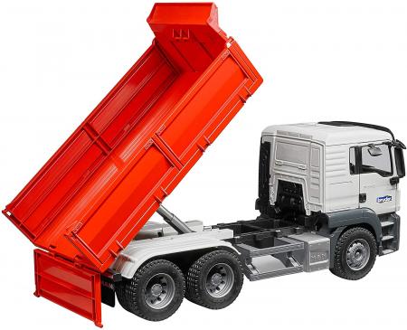 Camion basculanta MAN TGS - 51.5 x 18.5 x 26 cm5